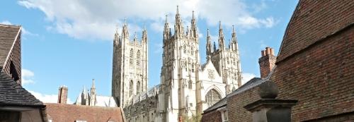 Canterbury - Englisch lernen mit Historie pur
