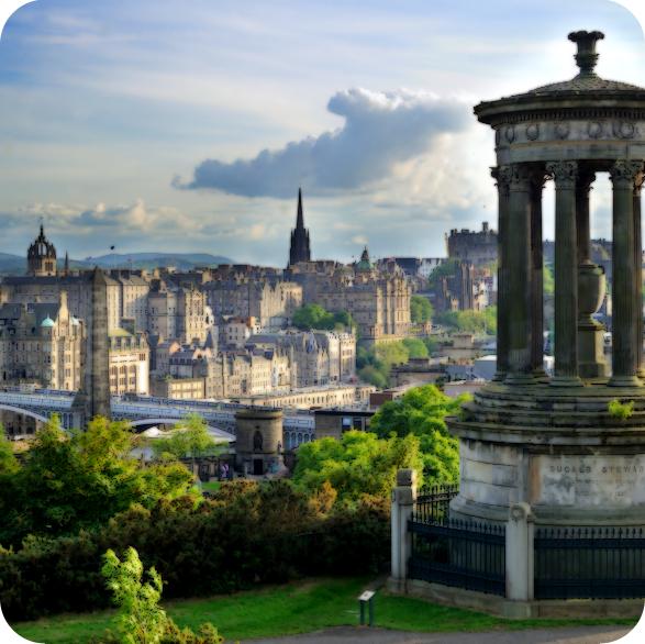 Sprachreise nach Edinburgh