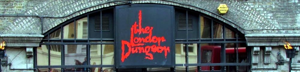 London Dungeon banner.JPG