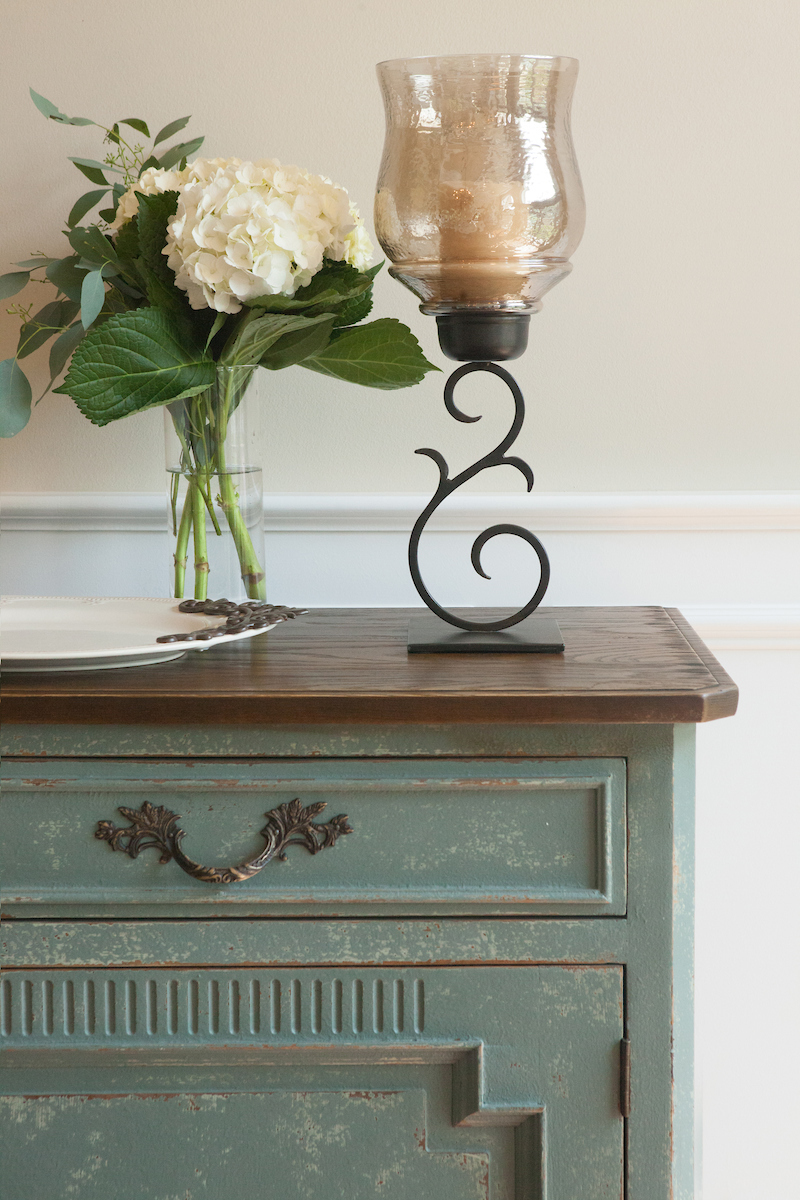 Distressed French Inspired Sideboard