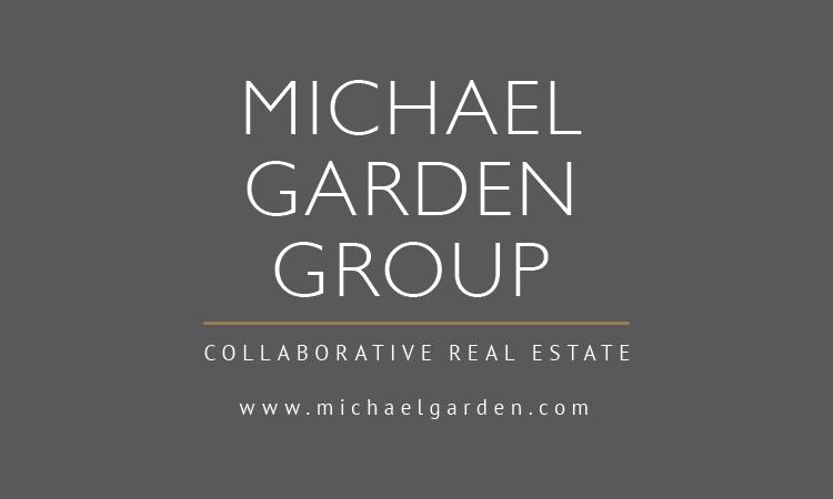 Michael Garden Business Card Design