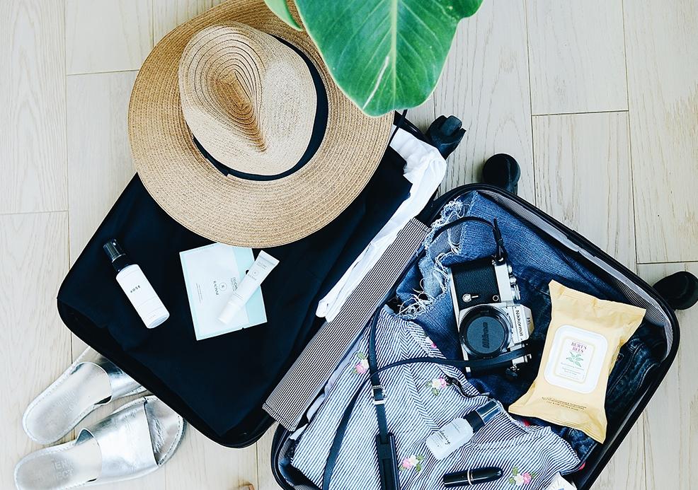 Suitcase Floor