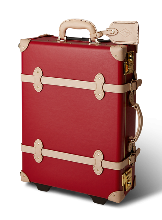 Streamline Red Luggage