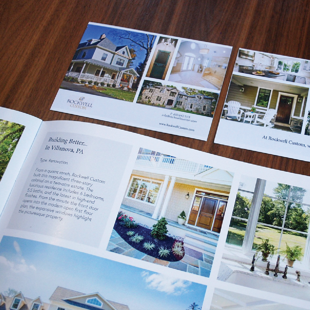 Rockwell Custom Marketing Collateral