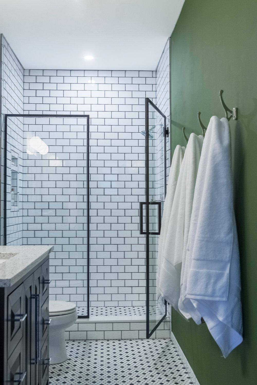 Memphis Street Loft - Master Bath