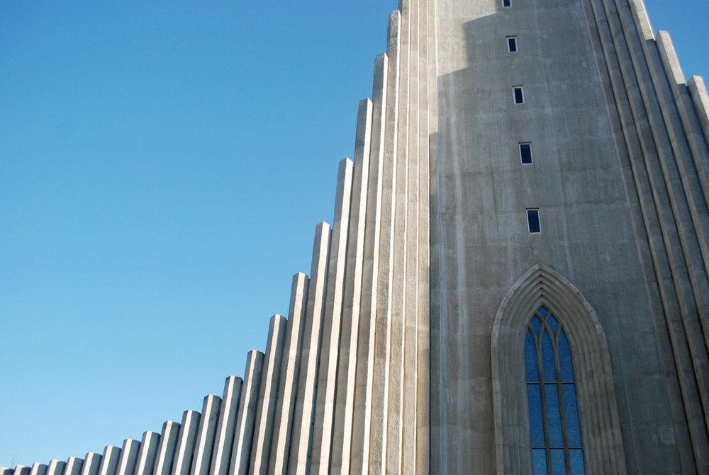Iceland - Hallgrímskirkja Church