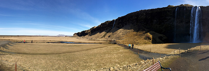 Iceland - Seljalandsfoss
