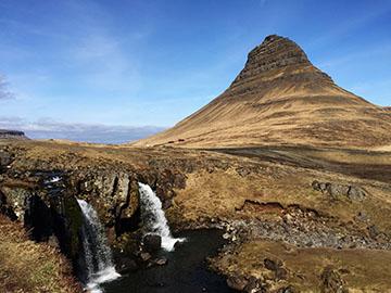 Iceland - Kirkjufellfoss