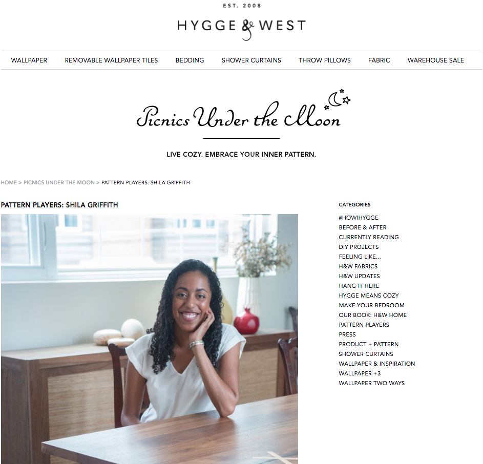 Hygge & West | August 2018
