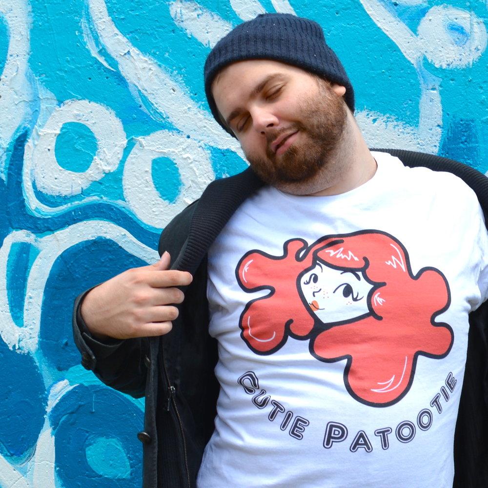 cutie patootie tshirt design threadless