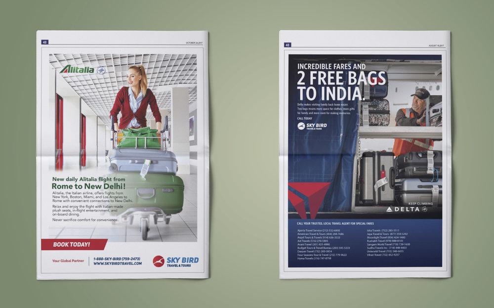 Alitalia News Paper ad.jpg