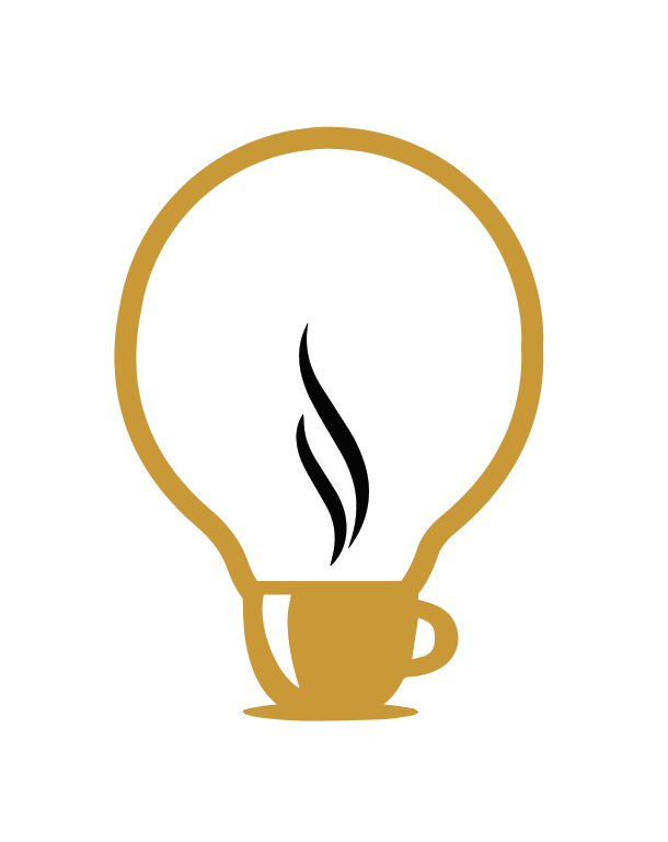 RND Coffee logo VA Lauren Versino
