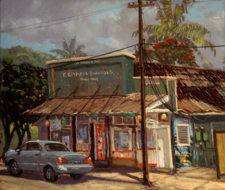 Garcia Building in Paia