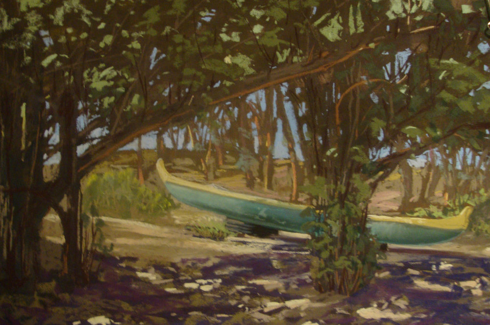 Kanaha Canoe