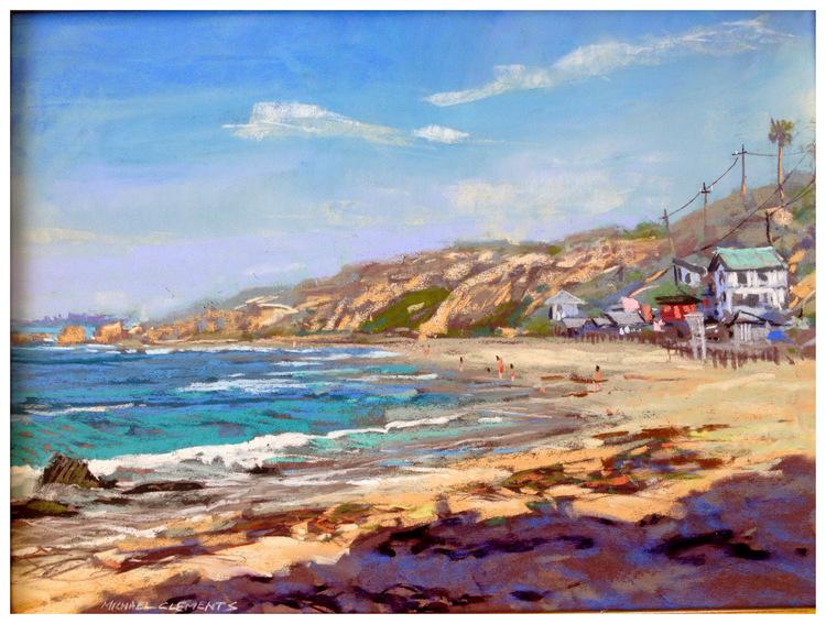 Crystal Cove Beach, CA