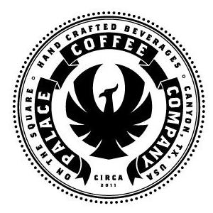 Palace Coffee Company, Canyon, TX.