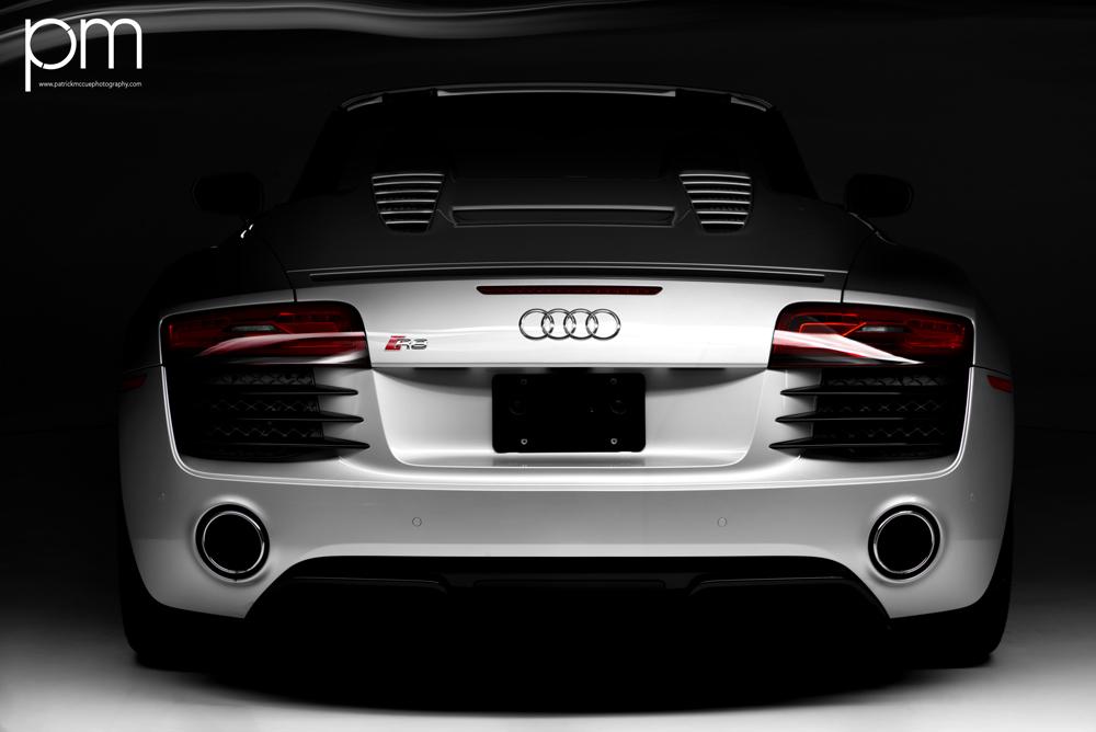 2014 Audi R8 Spyder Patrick Mccue Photography