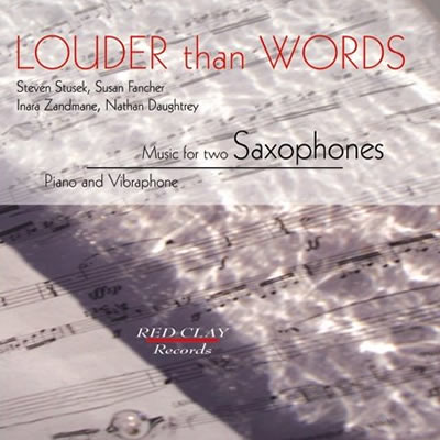 Louder Than Words: Susan Fancher, Steven Stusek, & Nathan Daughtrey