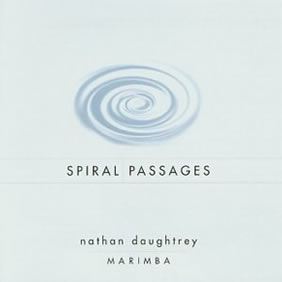 Spiral Passages: Nathan Daughtrey, marimba