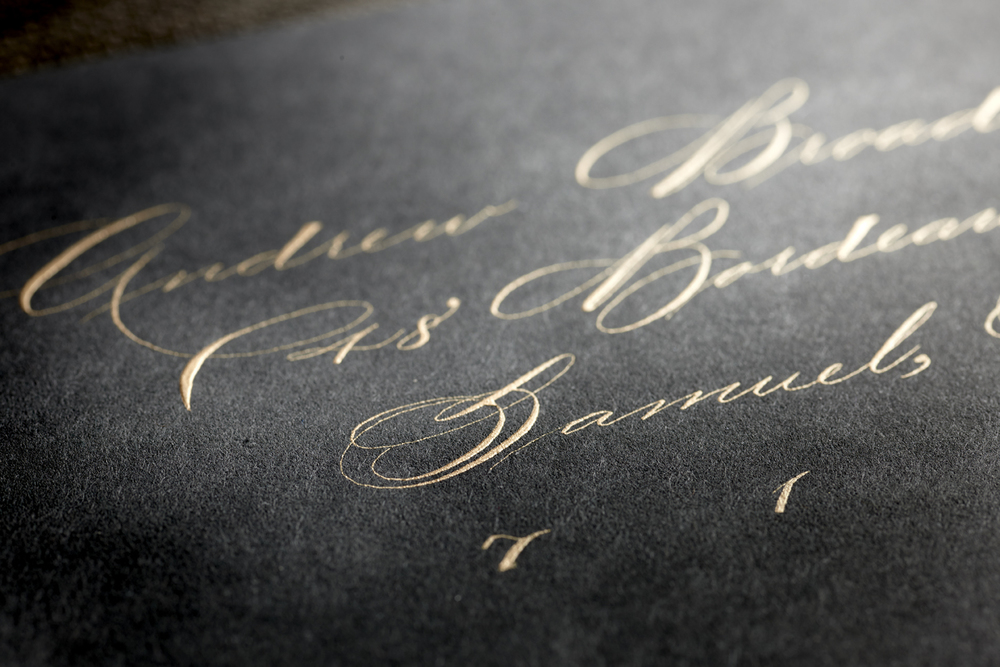 Traditional Spencerian