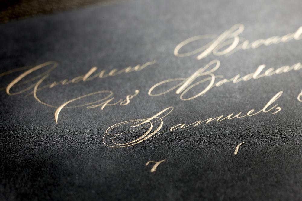 Spencerian Ornamental Penmanship Bella Grafia