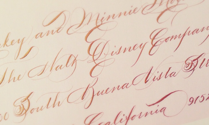 Houston Calligraphy Slinging Ink Calligraphy Engraving