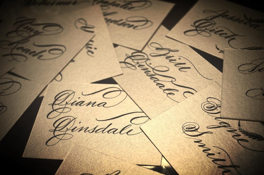 Houston Wedding Calligrapher Jpg