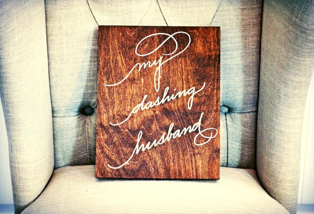 Houston Calligraphy Houston Calligrapher Wedding