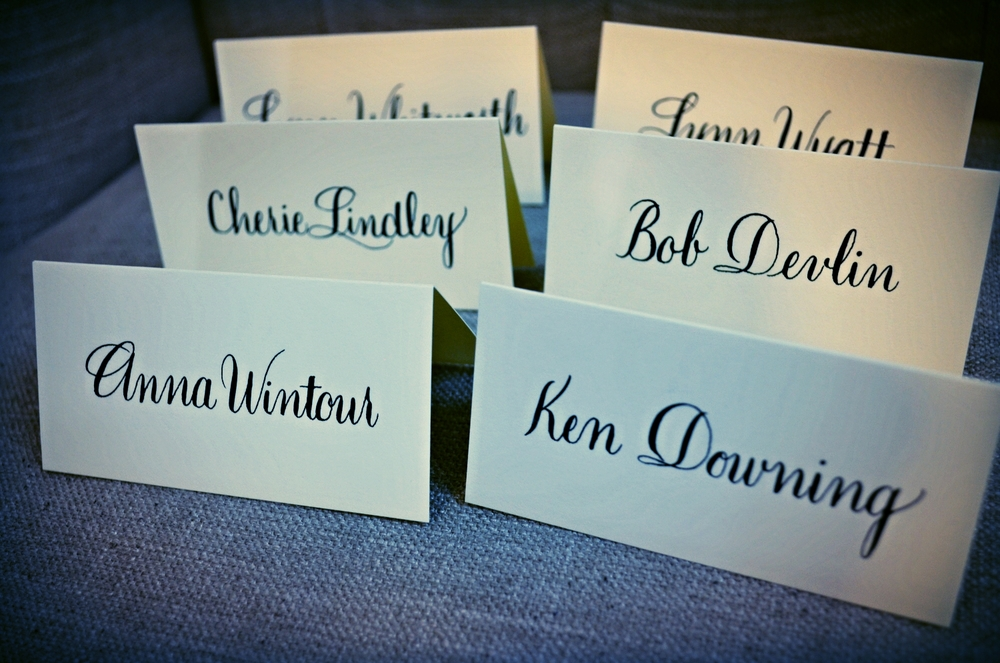 Houston Calligraphy - Anna Wintour.JPG
