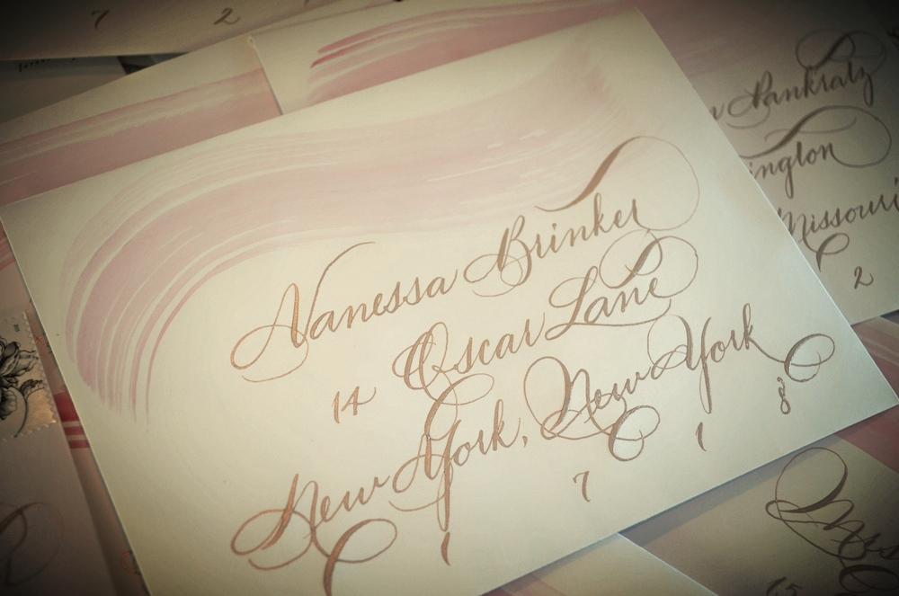 Houston Calligrapher Blog Houston Calligraphy Bella