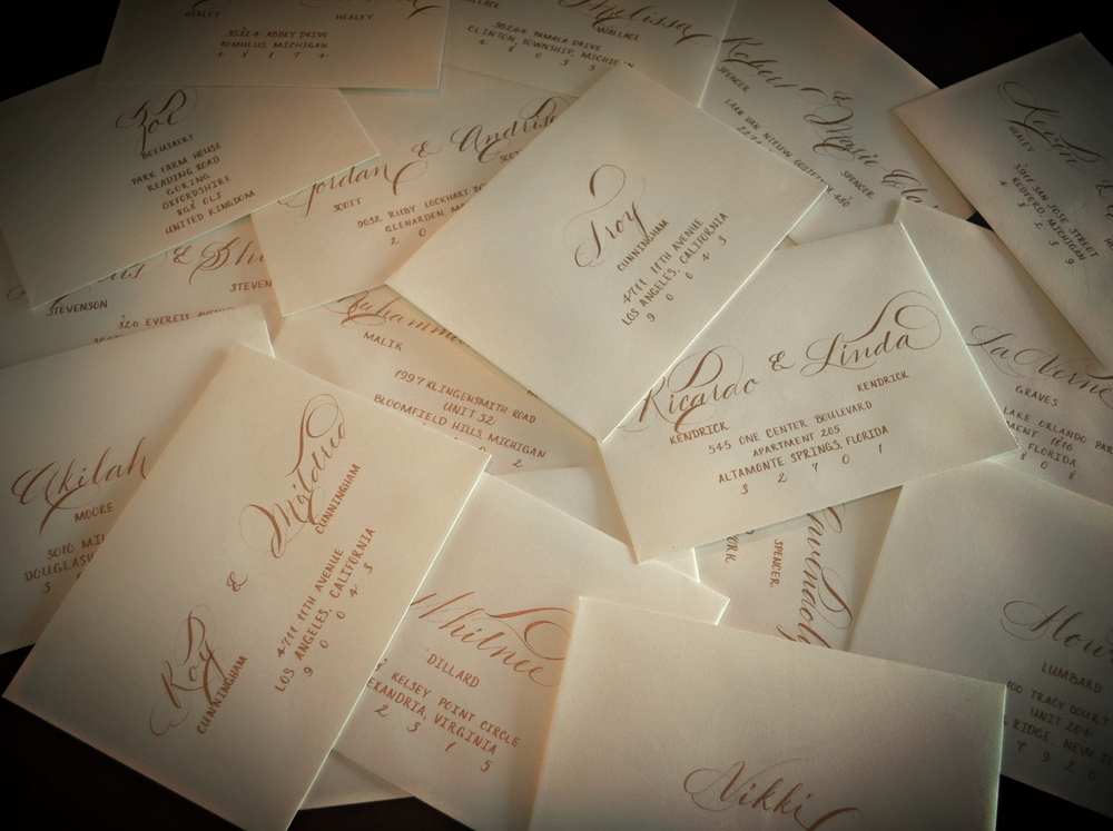 Houston Calligrapher Calligraphy 8 Jun 2015 1.jpg