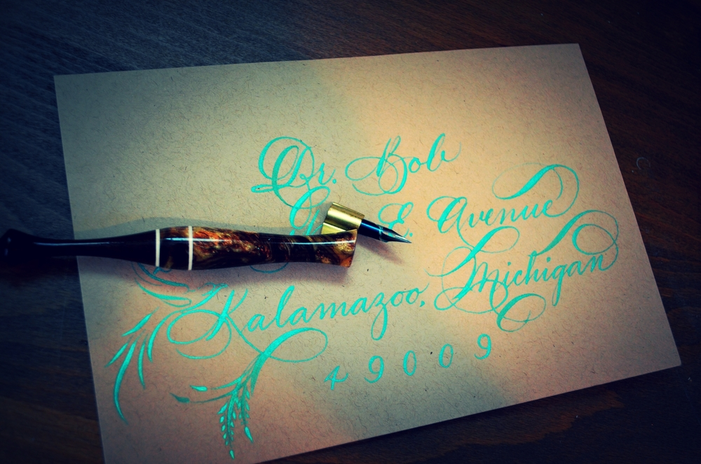 Houston Calligraphy Calligrapher25 Aug 2015 2.jpg