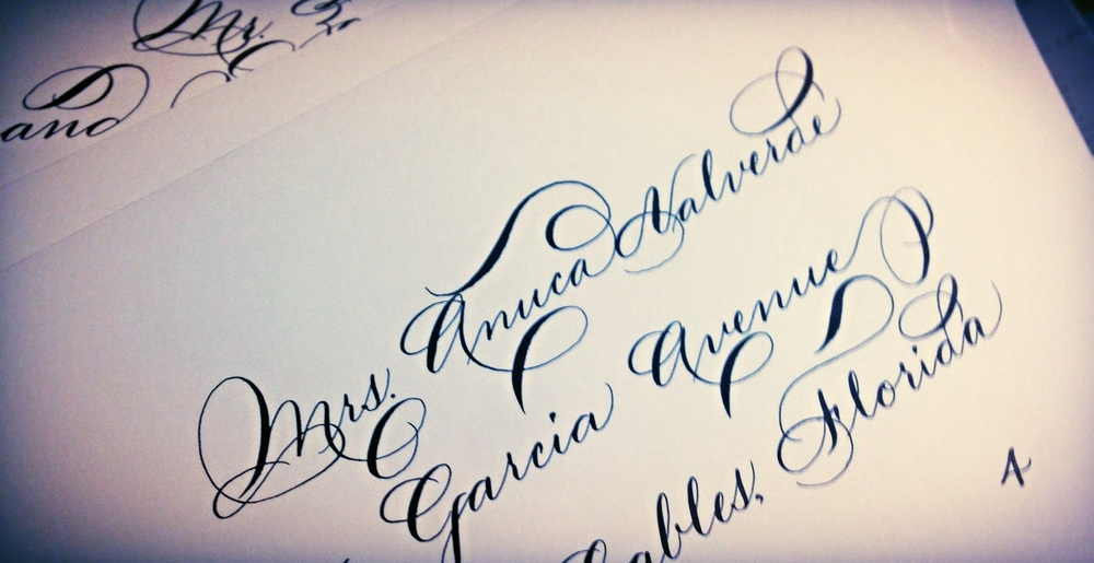 Houston Calligraphy Calligrapher Sept 2015.JPG