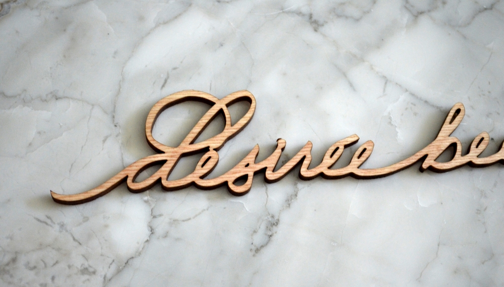 Houston Calligrapher Lasercut Name Place Card 5.jpg