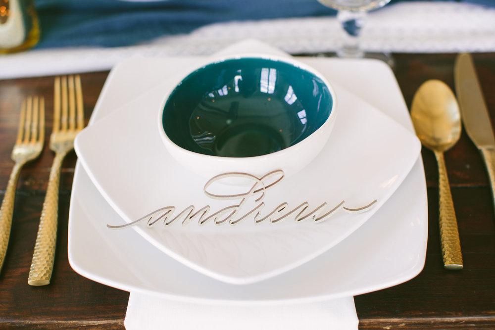 Smitten Magazine Feature Houston Calligraphy Slinging