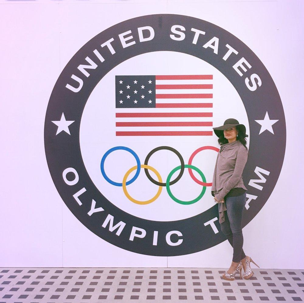 Rio Olympics 2016 Team Usa Calligrapher Houston