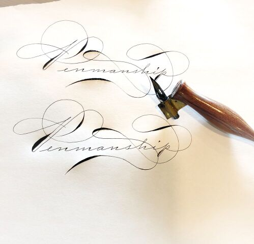 ornamental penmanship houston hand engraver calligrapher.jpg