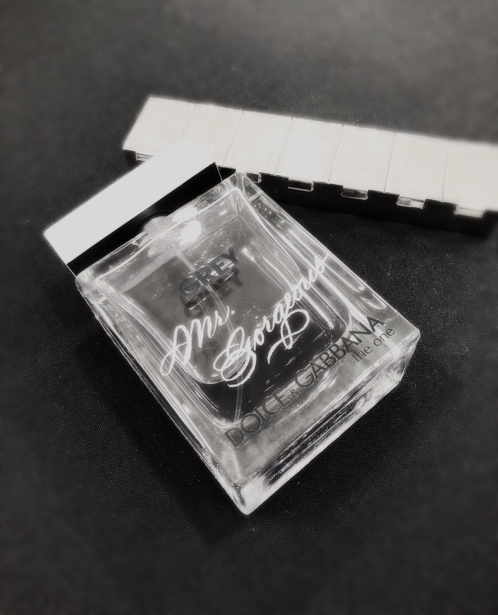 Houston fragrance perfume cosmetic makeup engraving dolce gabbana.jpg