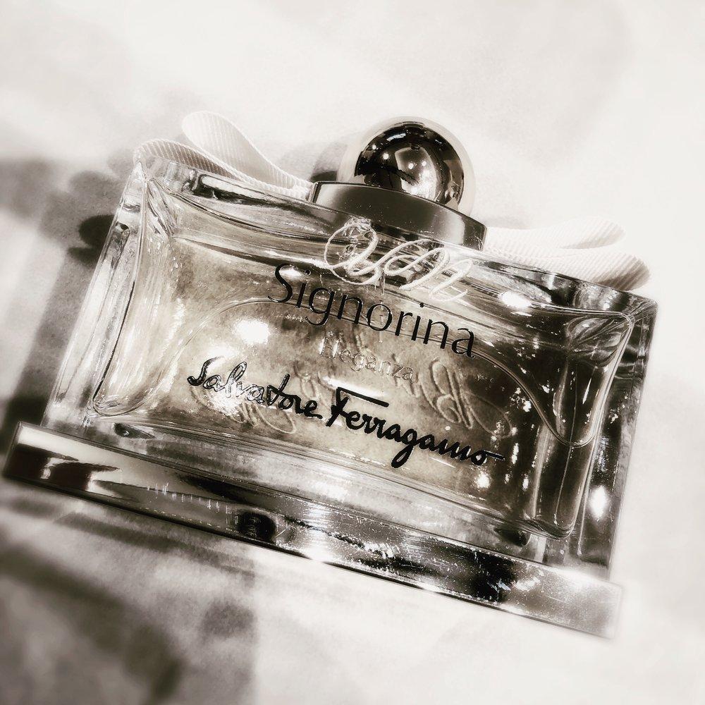 salvatore Ferragamo fragrance perfume bottle engraving houston dallas.JPG