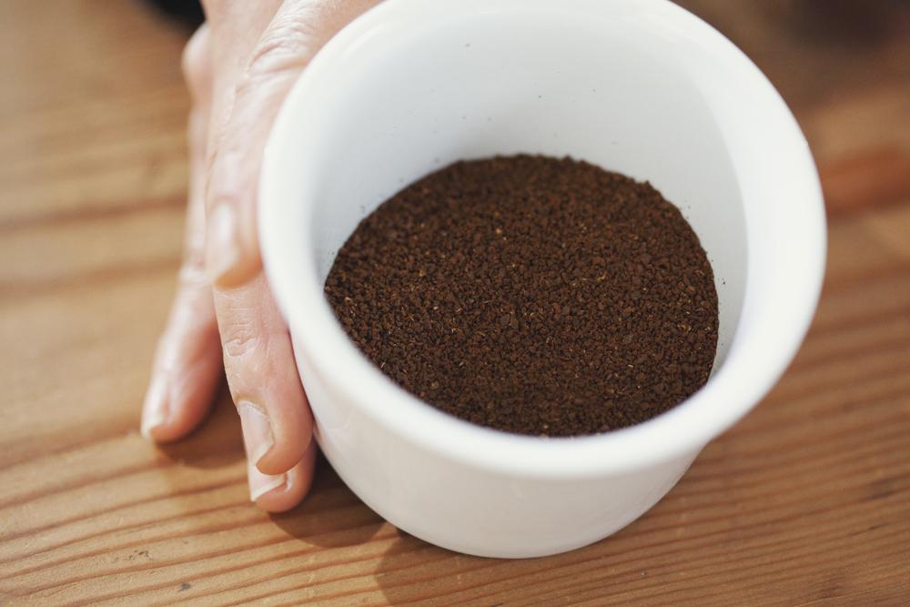 Step 2: Grind Coffee