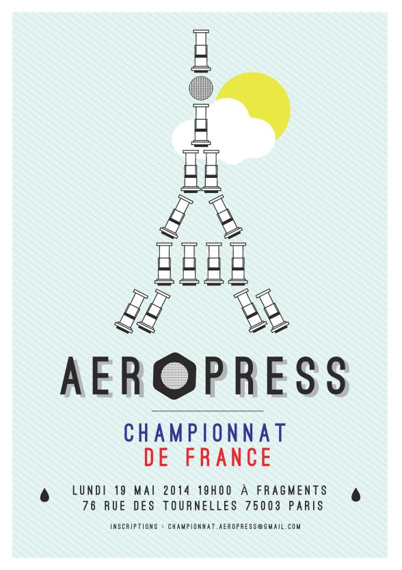 French AeroPress Championship