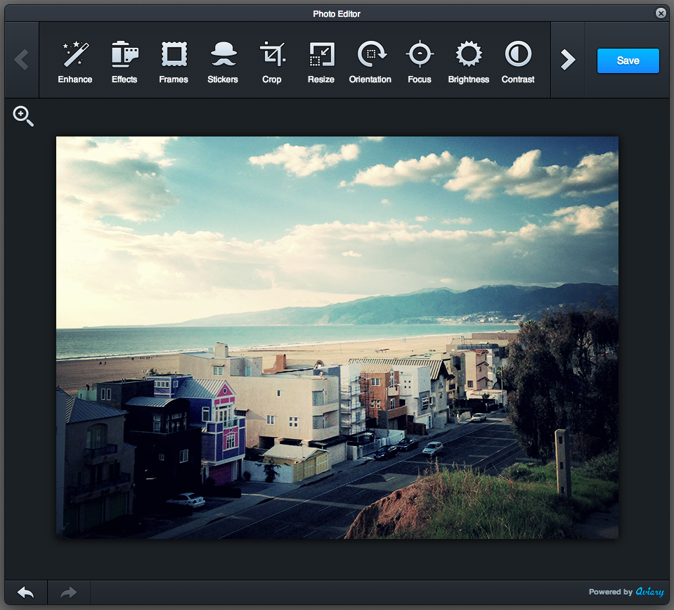 Aviary Web Editor v3 Beta
