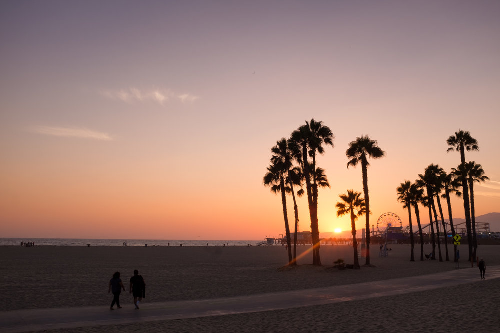 Santa Monica. August, 2016.