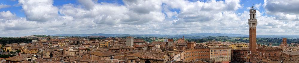 Siena. June, 2013