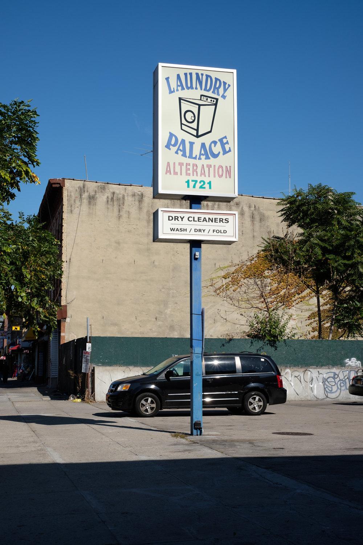 Nostrand Avenue. East Flatbush, Brooklyn.