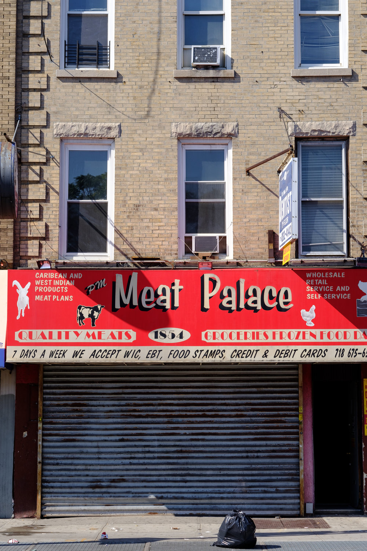 Nostrand Ave. East Flatbush, Brooklyn.