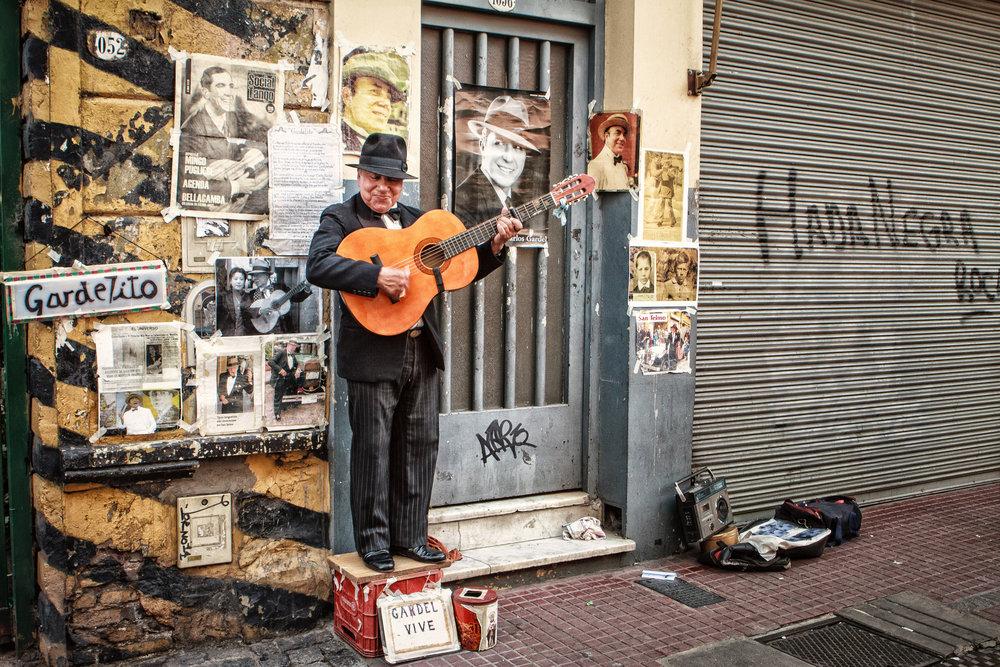 San Telmo Market, Buenos Aires. November, 2010