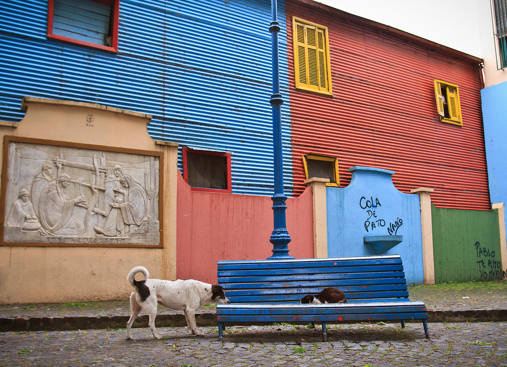 La Boca,Buenos Aires.November 2010.