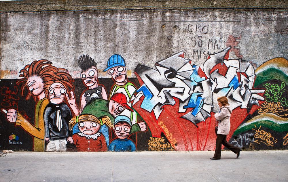 Montevideo. November, 2010