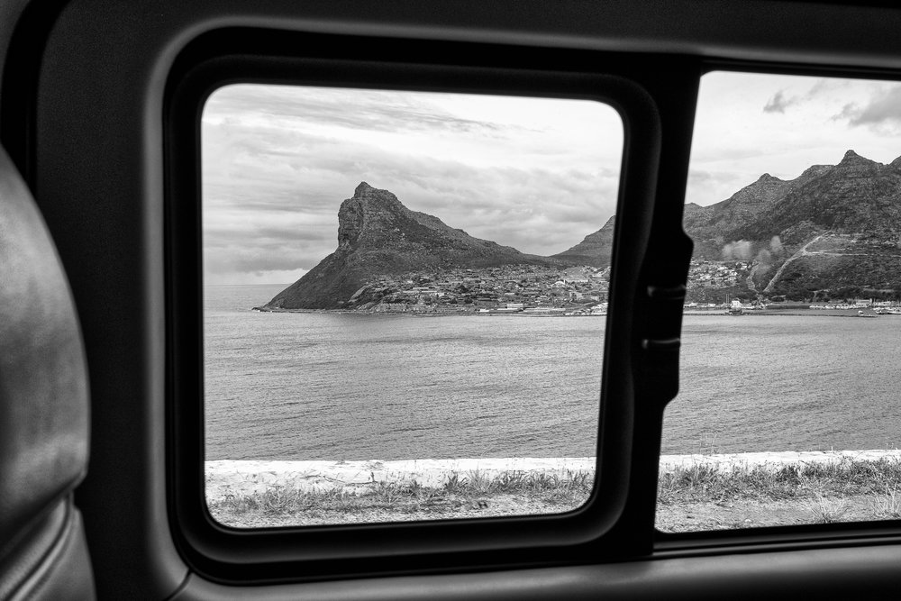 """Hout Bay."" November 13, 2017 Chapman's Peak Drive. Cape Town, South Africa Fujifilm X-Pro2, 23mm, f/8, 1/1000, ISO 640"